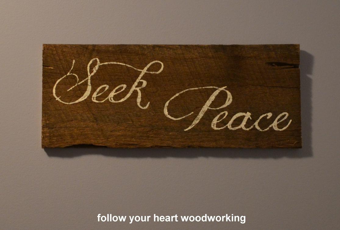 Seek Peace 0677