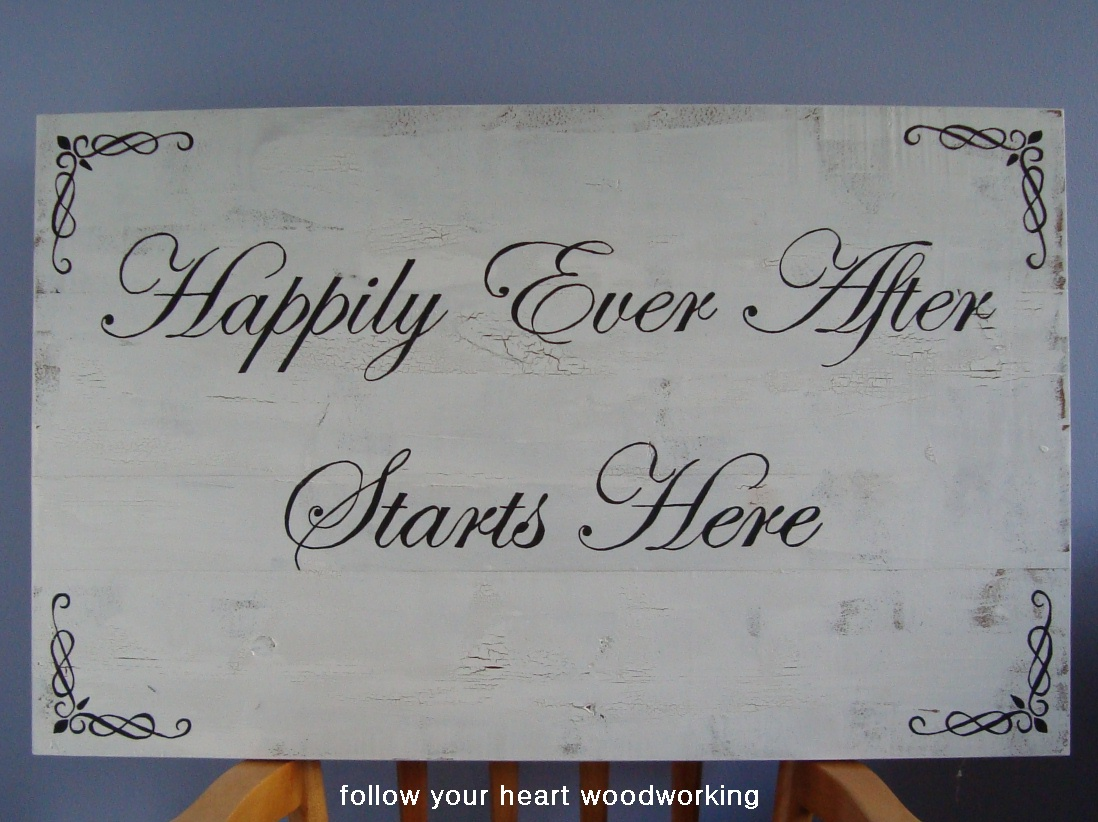 Blog Sign Happily (2)