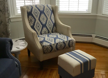 Making an Ottoman and using Dixie Belle Paint